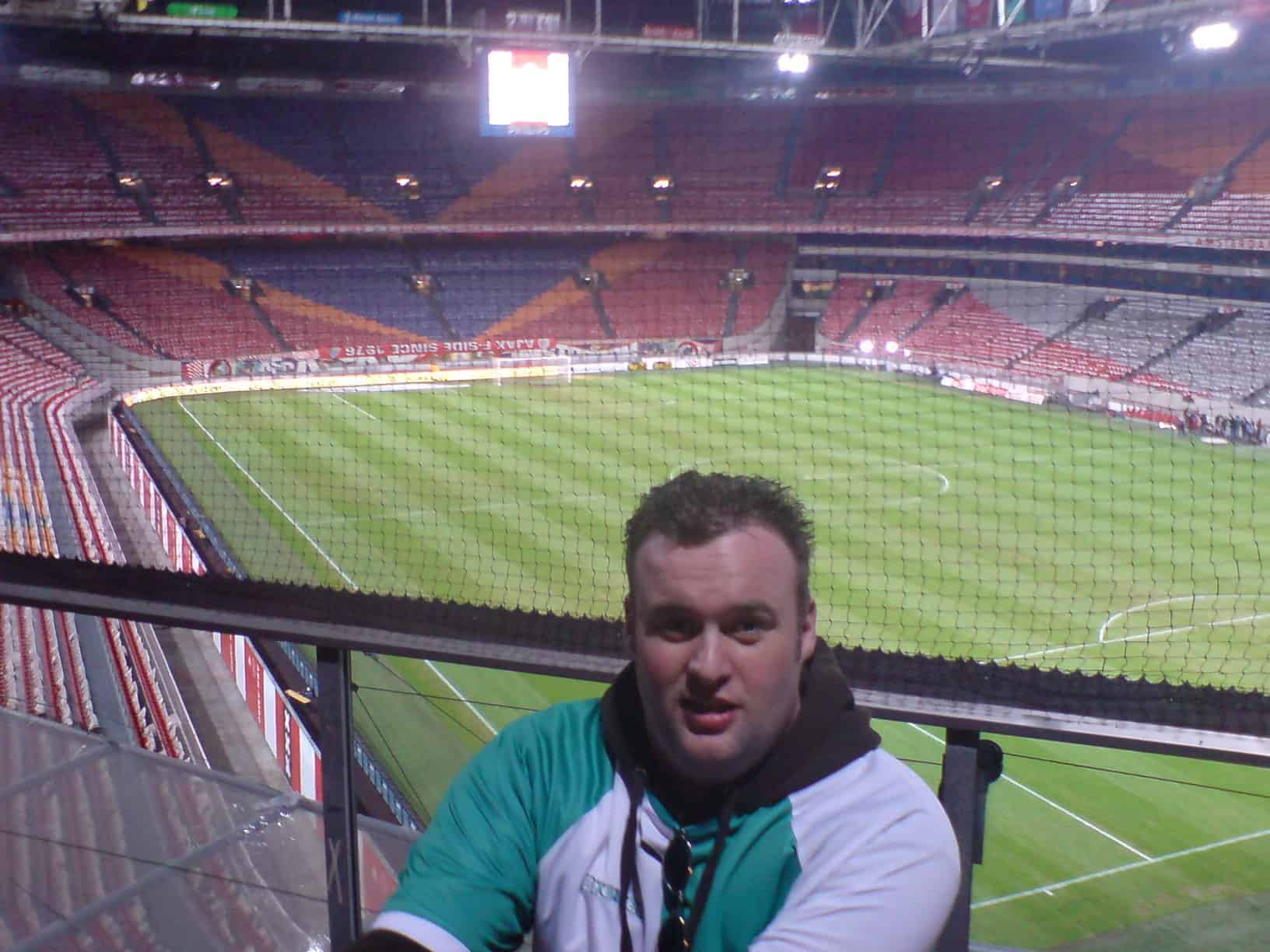 Ajax Amsterdam  vs. Werder Bremen (UEFA-Pokal, 2006/2007, 3. Runde )