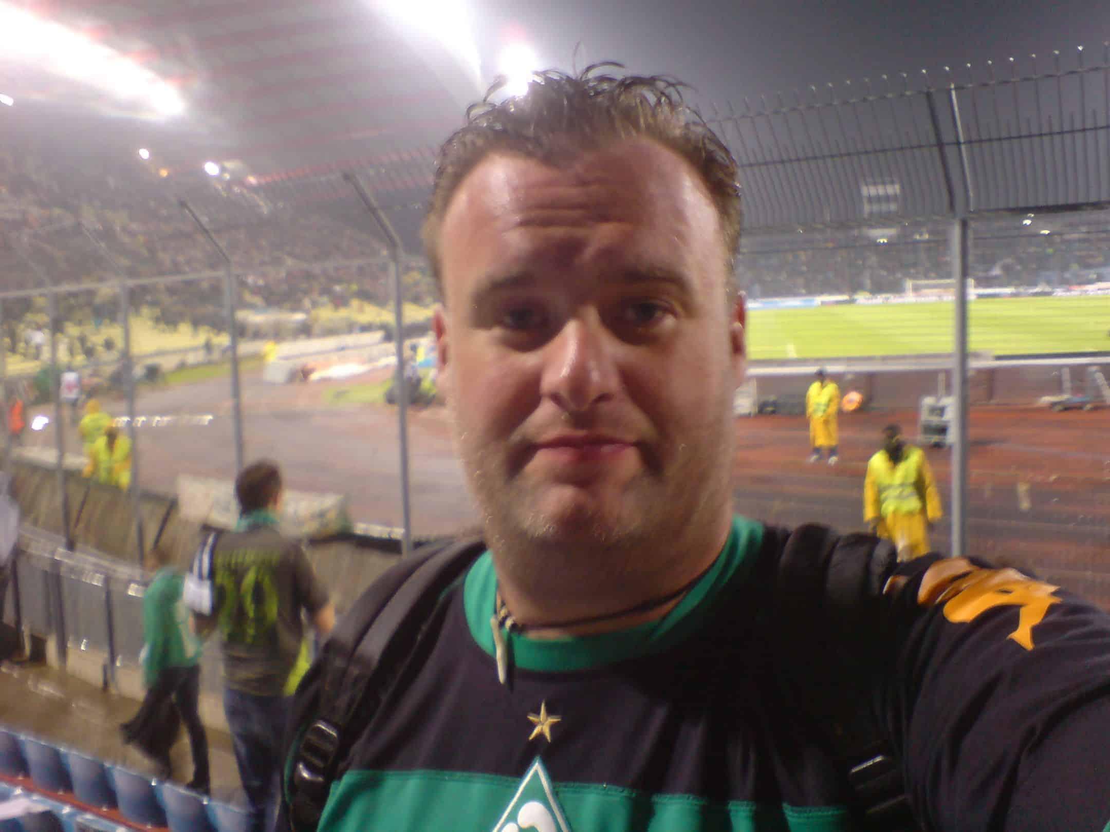 Udinese Calcio vs. SV Werder Bremen (UEFA-Pokal, 2008/2009, Viertelfinale)