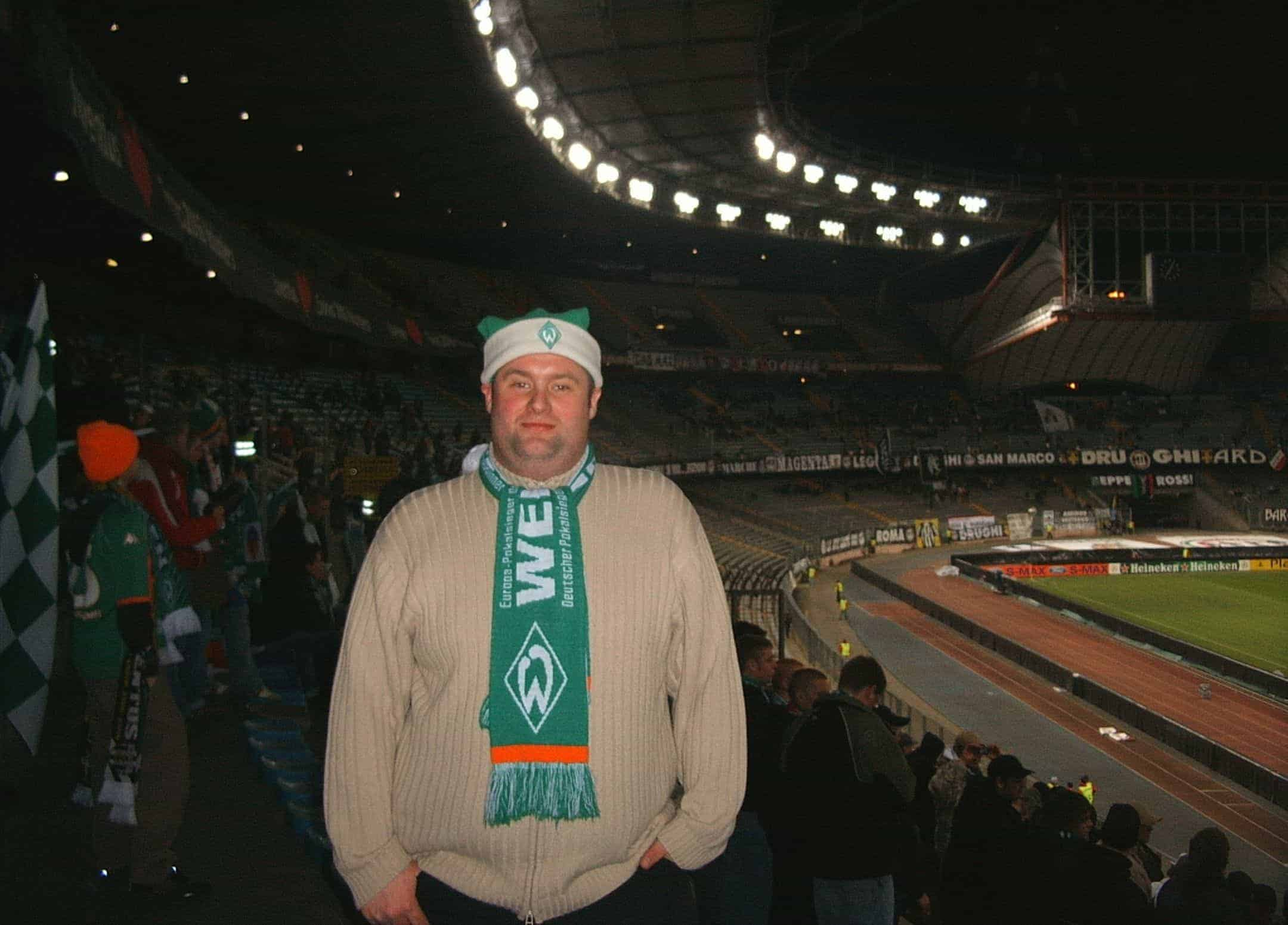 Juventus Turin vs. SV Werder Bremen (UEFA Champions League 2005/2006 Achtelfinale )