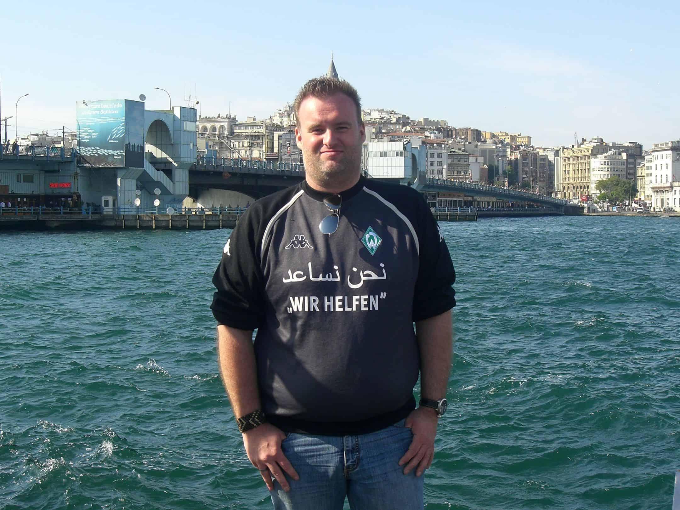 Istanbul: Shakhtar Donetsk vs. SV Werder Bremen (UEFA-Cup 2008/2009 Finale )